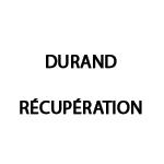 Durand Récupération